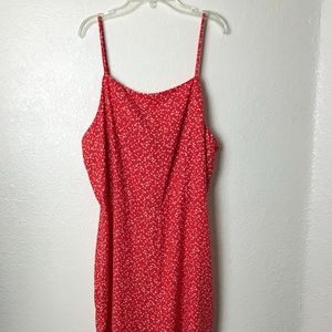 Wild Fable XXL Red Jumpsuit